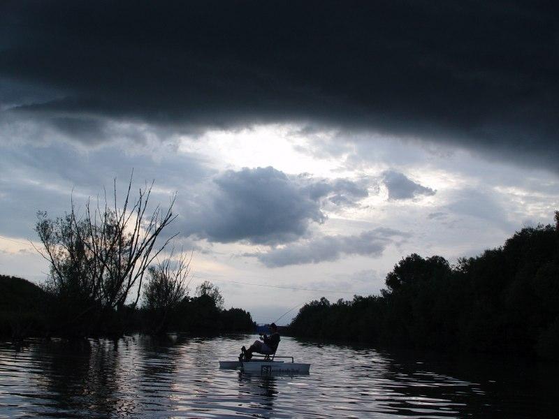 061 on Bega river