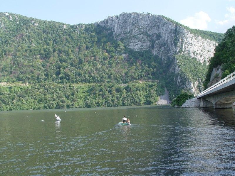 063 on Danube gorge