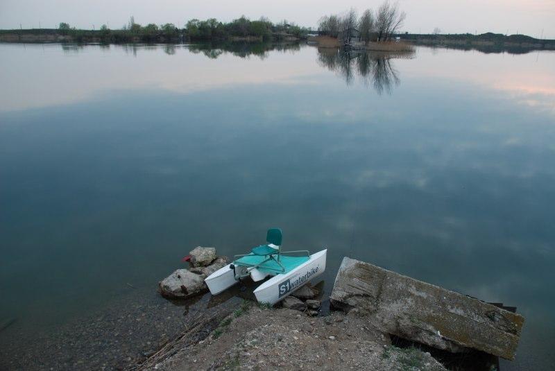 066 Ghioroc lake