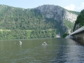 063 on Danube gorge